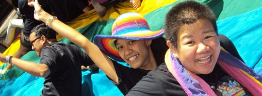 Gay and Lesbian Activist Network for Gender Equality (GALANG), Philippines