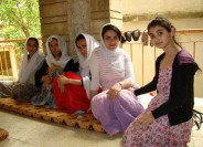 Independent League of Yezidi-Kurdish Women, Georgië